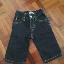 Calça Jeans Baby Gap - 3 a 6 meses - GAP e Baby Gap