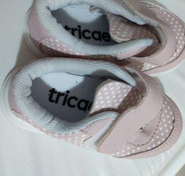 Tênis menina - 20 - Tricae
