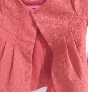 Vestido Zara baby - 18 a 24 meses - Zara Baby