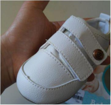 Sapato Branquinho - 18 - Baby i
