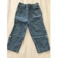 Calça jeans molinha - OshKosh Bgosh - tamanho 18 meses - 18 meses - OshKosh