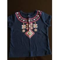 Camiseta Carters - tam 3 - 3 anos - Carter`s
