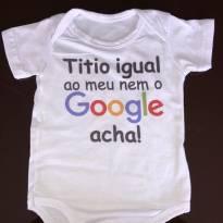 """Body """"Titio igual ao meu nem o Google acha"""" 3 meses - 3 meses - Não informada"""