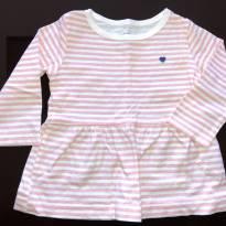 Camiseta Carters, 9 meses usada 2x - 9 meses - Carter`s