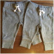 Kit 2 calças Carters - Recém Nascido - Carter`s