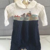 Macacão de lã Ralph Lauren - 3 meses - Ralph Lauren