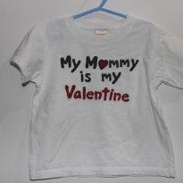 Camiseta Mommy´s - 2 anos - Gymboree