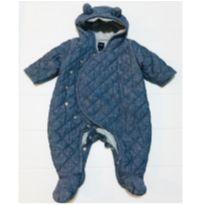 Macacão Frio - 3 a 6 meses - Baby Gap