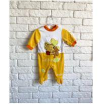 Macacão Pooh - 3 meses - Disney