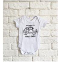 Body Fusca - 3 a 6 meses - Baby Club