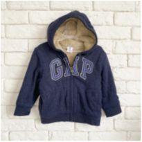 GAP Casaco Ovelha com capuz - 2 anos - Baby Gap