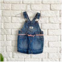 Salopete jeans com cinto da Oshkosh - 1 ano - OshKosh