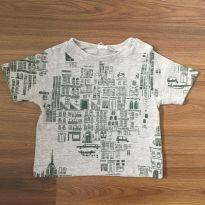 Camiseta Green - 3 a 6 meses - Green