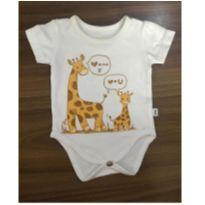 Body girafa - Recém Nascido - PUC