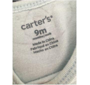 Kit 2 bodies Carters 9 meses - 9 meses - Carter`s