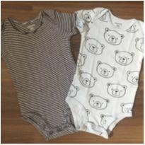 Kit 2 bodies Carters 9 meses - 9 meses - Carter`s