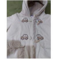 casaco estiloso com capuz
