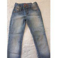 Calça Jeans Menina - 3 anos - Bambini
