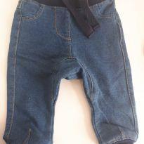 Calça jeans - 3 meses - Baby Way