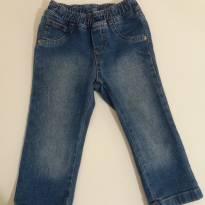 Calça Jeans Baby Club - 18 a 24 meses - Baby Club