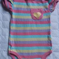 Body bordado Baby boom - 0 a 3 meses - Baby boom