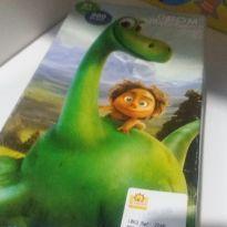 Quebra cabeça o bom dinossauro -  - Não informada