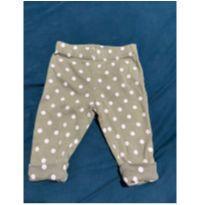 Calça Carter`s Recém Nascido (newborn) perfeita - pouco uso 100% algodão cupcake - Recém Nascido - Carter`s