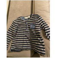 Camisa Zara manga comprida 18/24 meses - 18 a 24 meses - Zara Baby