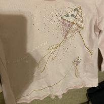 Camisa manga longa Zara 3-6 meses - 3 a 6 meses - Zara