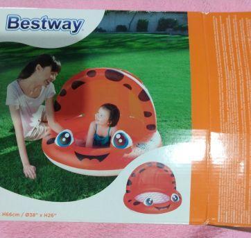 Piscina inflável - Sem faixa etaria - Bestway