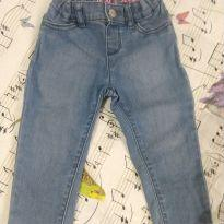 Jegging jeans - 18 a 24 meses - Place