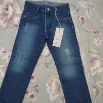 Calça jeans - 3 anos - Via Onix