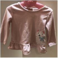 Blusa floral - 3 anos - Poim