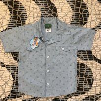 Camisa bambinus - 1 ano - Bambino Baby