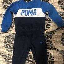 Conjunto moletom puma - 2 anos - Puma