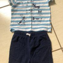 Conjunto dogs carters - 18 meses - Carter`s