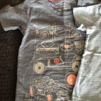 2 camisetas carters 24 meses