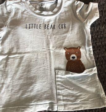 2 camisetas carters 24 meses - 2 anos - Carter`s