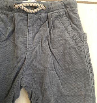 Calça azul zara 12/18 meses - 12 a 18 meses - Zara