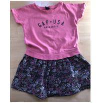 Vestido Gap lindo!! - 5 anos - GAP