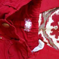 Calça vermelha - 8 anos - Palomino