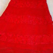 Vestido vermelho Natal _ lindo! - 8 anos - Carinhoso