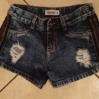 Short jeans - 8 anos - Palomino