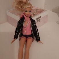 Boneca Barbie Loira -  - Mattel