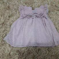 vestido de festa - 12 a 18 meses - GAP