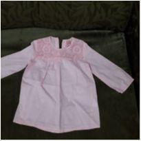 vestido de manga - 2 anos - Sem marca