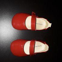 sapato vermelho - 19 - Tip Toey Joey