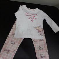 pijama - 12 a 18 meses - Fakini