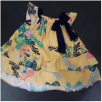 vestido precoce - 12 a 18 meses - Precoce