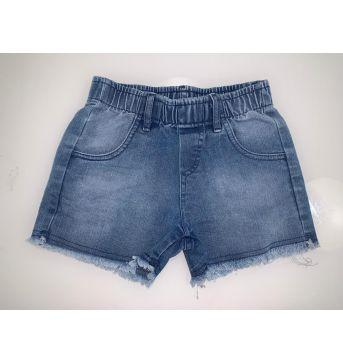 shorts jeans - 6 anos - Carinhoso